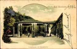 Trinkbrunnen, Wandelhalle