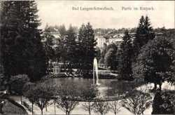 Kurpark, Fontäne