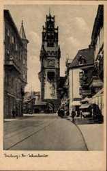Schwabentor, Stadttor