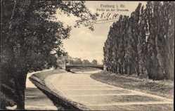 Dreisam, Fluss, Brücke