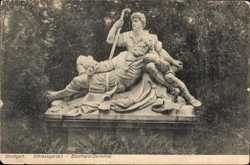 Eberhard Denkmal, Schlossgarten