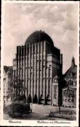 Hochhaus, Planetarium