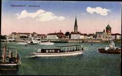 Boote, Rhein