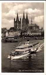 Köln Düsseldorf Dampfer