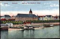 Rheinufer, Kurfürstl. Schloss