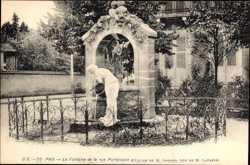 La Fontaine de la rue Porteneuve