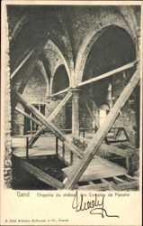 Chapelle du Chateau des Comptes de Flandre