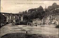 Vieux Pont, Quais