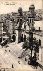 Cathedrale, Rue de la Lyre