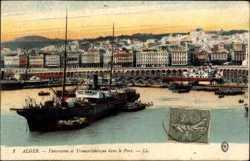 Panorama, Transatlantique