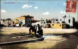 Village arabe Mazarita