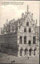 Futur Hotel de Ville 1910