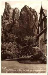 Kurhaus, Rheingrafenstein, Stengel