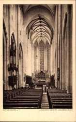 Inneres St. Jakobskirche