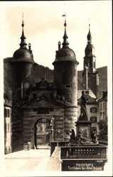 Tortürme der alten Brücke