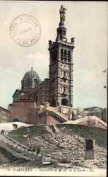 Sanctuaire de N.D. de la Garde