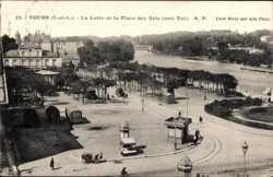 La Loire et la Place des Arts