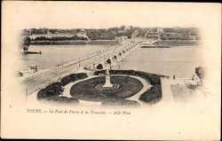 Le Pont de Pierre et la Tranchee