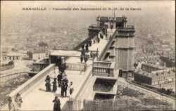 Passerelle des Ascenseurs de N.D. de la Garde
