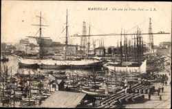 Un coin du Vieux Port