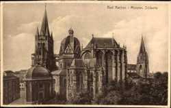 Münster, Südseite