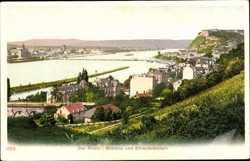 Ehrenbreitstein, Flussansicht