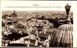 Le Dome de la Basilique Saint Martin