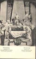 Mausoleum Marschall Moritz von Sachsen