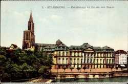 Cathedrale, Palais de Rohan