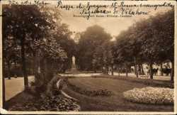 Kuranlagen, Kaiser Wilhelm Denkmal