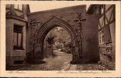 Altes Tor zum Frankenberger Kloster