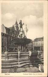 Denkmal Kaiser Karl d. Große