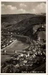 Mosel, Burg
