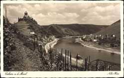 Burgblick, Uferpartie