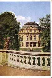 Residenz vom Hofgarten