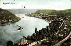 Rhein, Dampfer