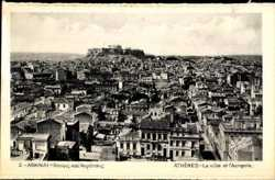Stadt, Akropolis