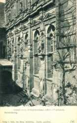 Detail vom Friedrichsbau