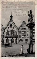 Römerberg, Gerechtigkeitsbrunnen