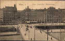 Franz Josefs Kai, Marienbrücke