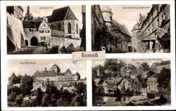 Zeughaushof, Bamberger Tor