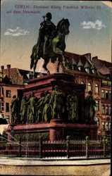 Denkmal König Friedrich Wilhelm III