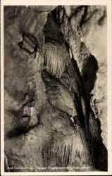 Iberger Tropsteinhöhle Orgelpfeifen
