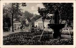 Badehaus, Brunnentempel