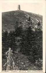 Seebuck, Bismarck Denkmal
