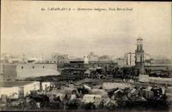Habitations indigenes, Porte Bab el Souk