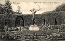 Sizilianischer Garten, Bogenschütze