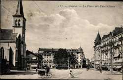 La Place des Eaux Vives