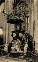 Chaire de Verite, St. Bavon