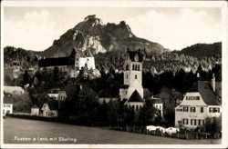 Lech, Säuling